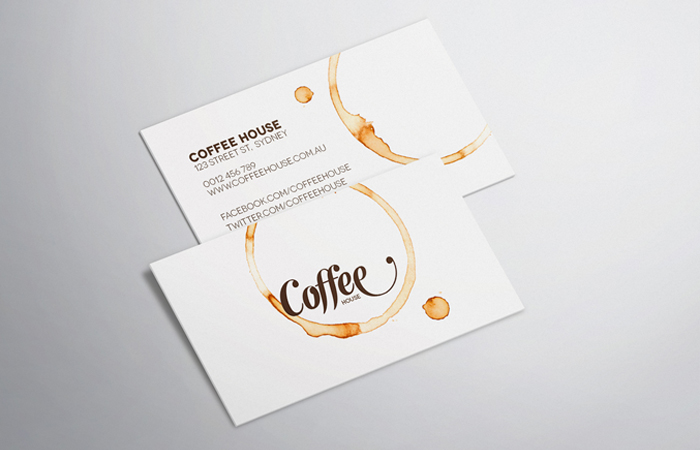 BUSINESS CARD – 2014/15