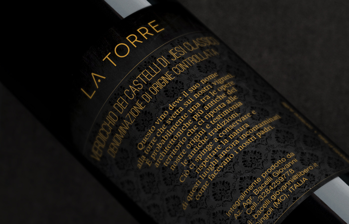 LA TORRE – WINE LABEL